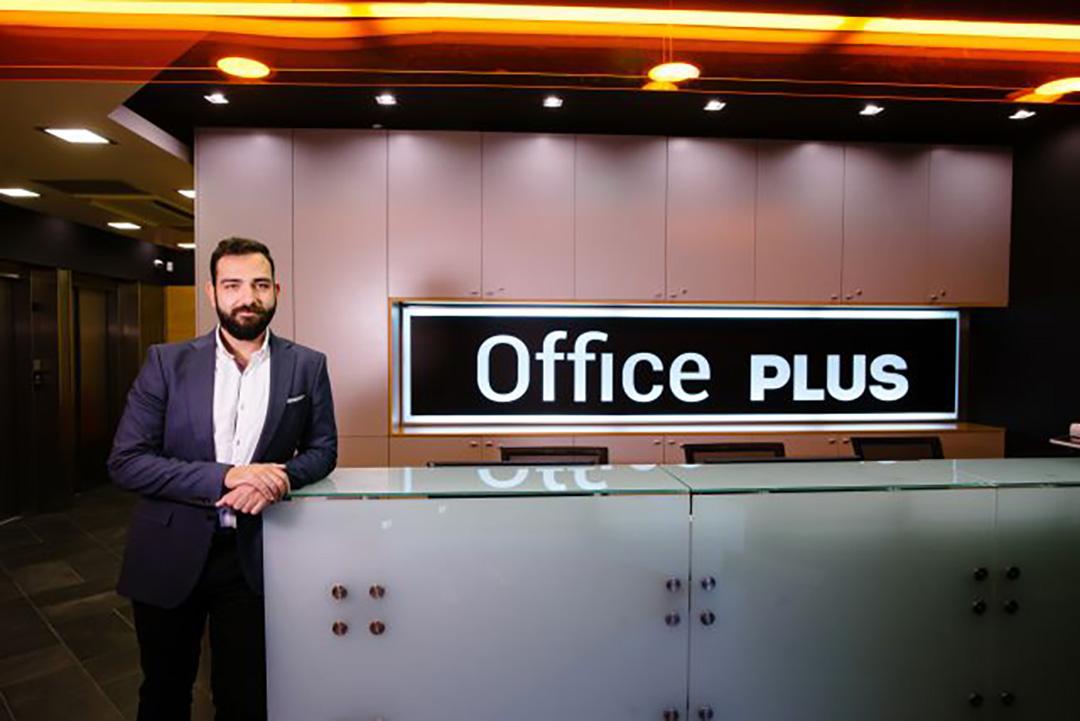 """""""Δεν υπάρχουν παροχές γραφείων σαν αυτές της Office Plus»"""