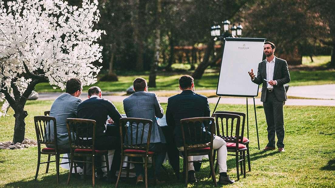 3 +1 ενδιαφέροντα spots για ένα διαφορετικό meeting