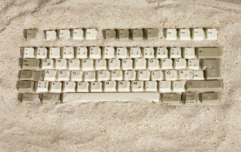 Καλοκαίρι στο γραφείο: Εξαρτάται από το γραφείο